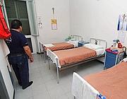 Il dormitorio di San Vincenzo