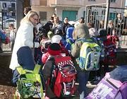 Le elementari di Vighizzolo (Vescusio)