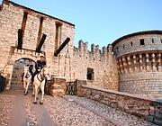 Brescia, il castello