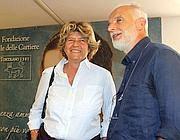 Susanna Camusso e Damiano Galletti