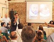 Curuz «attacca» il giornalista de La Stampa (Fotogramma/Bs)