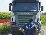 Controlli della Dia ai cantieri Tav a Castrezzato (Fotogramma/Bs)