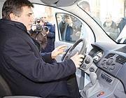Il sindaco Adriano Paroli (Fotogramma/Bs)