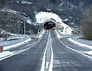 La statale 42 ormai ultimata (Foto Cavicchi)