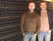 Daniele e Gianluigi Nembrini (Fotogramma/Bs)