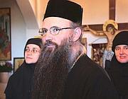 Il vescovo Siluan Span