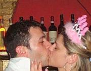 Claudio Grigoletto e la moglie Jessica