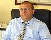 L'assessore all'Ambiente Stefano Dotti (Fotogramma)