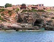 La villa di Baglioni a Lampedusa