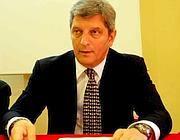 L'assessore provinciale Corrado Ghirardelli