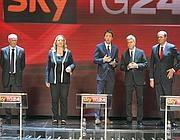 Ecco i 5 candidati