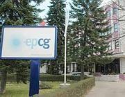 La sede della controllata Epcg in Montenegro