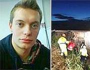 Andrea Toninelli, il 22enne deceduto
