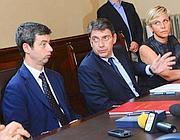 Il ministro in Loggia (Campanelli)