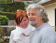 Grillo a Limone con Arianna Risatti, responsabile del centro Tao dell'hotel Imperial