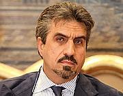 Diego Penocchio, presidente del Padova