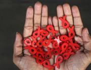 Il fiocco rosso, simbolo della lotta all'Aids
