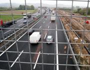 L'autostrada A4: la terza corsia è stata realizzata negli anni Ottanta