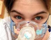 Caterina Simonsen, la 25enen padovana affetta da 3 malattie rare che ha difeso la sperimentazione sugli animali