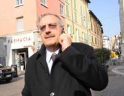 Il bresciano Riccardo Conti, senatore Pdl