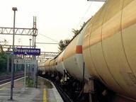Treno contromano e carico di gpl: la paura dei pendolari