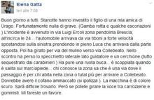 Brescia: investe ragazzo e non si ferma, scatta la caccia all'auto pirata