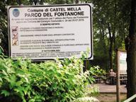 Parco aperto solo per i residenti: «C'erano troppi extracomunitari»