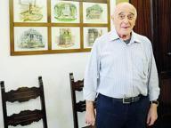 Metelli, il notaio collezionista di fontane: 223 opere