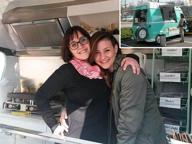 Maria Paola, Renata e un bar a quattro ruote: consegne a domicilio in tutta Brescia