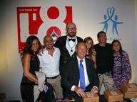 Parata di vip per «L'8 per l'amore»: il party benefico di Maiolini fa il botto