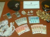 Madre e figlio presi dai carabinieri con 85 grammi di eroina