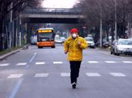 Domenica prossima tutti a piedi Sette giorni di mobilità sostenibile