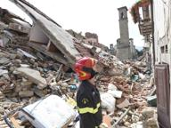 Amatrice, vigili del fuoco bresciani sono gli angeli della zona rossa