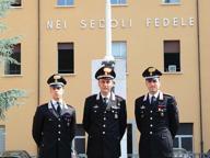 Carabinieri, arriva Magrini: «Le richieste della gente prima di tutto»