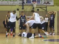 Pagani torna al basket dopo un anno: «Grazie di cuore a chi mi ha salvato»