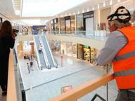 Apre Elnòs Shopping: previste lunghe code, bus navetta al via da ottobre