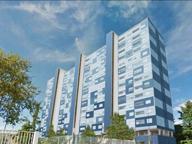 Il nuovo volto di palazzo Tiziano deciso su Facebook: vince il blu vario