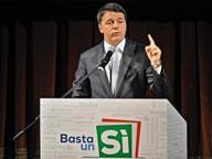 Renzi: «Sarò a Brescia il 10 dicembre per inaugurare la stazione della Tav»