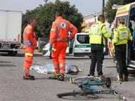 Brescia: investita a Campo Grande da un camion, è la seconda ciclista a morire in tre giorni