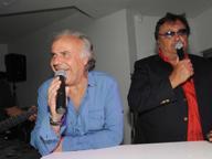 Reunion al Sestino Beach: Jerry Calà e Puccio Gallo ospitano Umberto Smaila