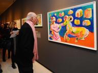 Quando Dario Fo volava con Chagall: il Nobel, la mostra, lo show al Grande