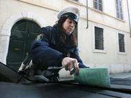 Piazza Loggia, il sindaco Del Bono parcheggia male: multato