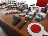 Droga e armi nascoste in casa in via Monti: l'allarme dei vicini