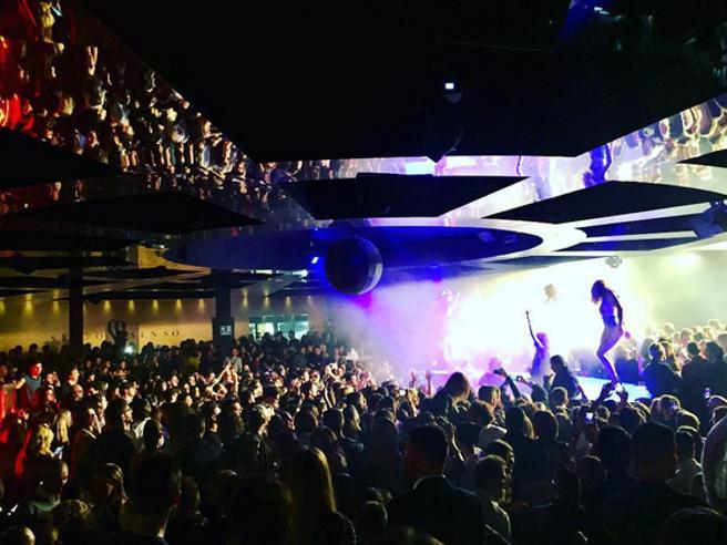 Blitz  in una discoteca del  Garda: irregolari 74  lavoratori su 75