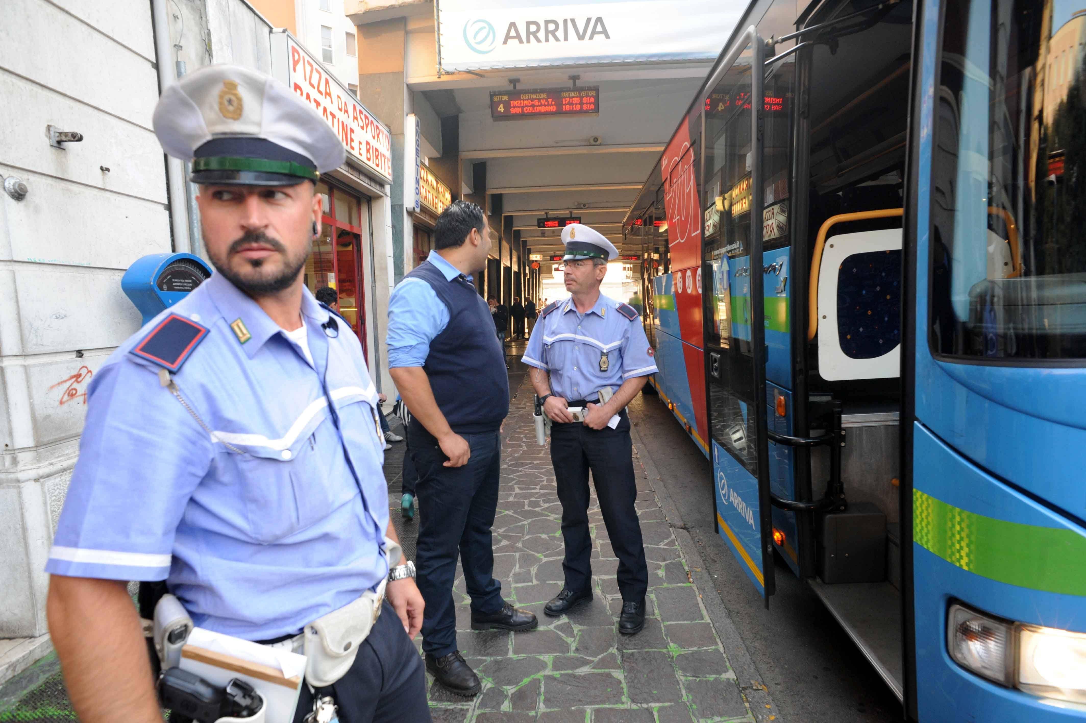Aggressioni agli autisti: arrivano le guardie giurate ...