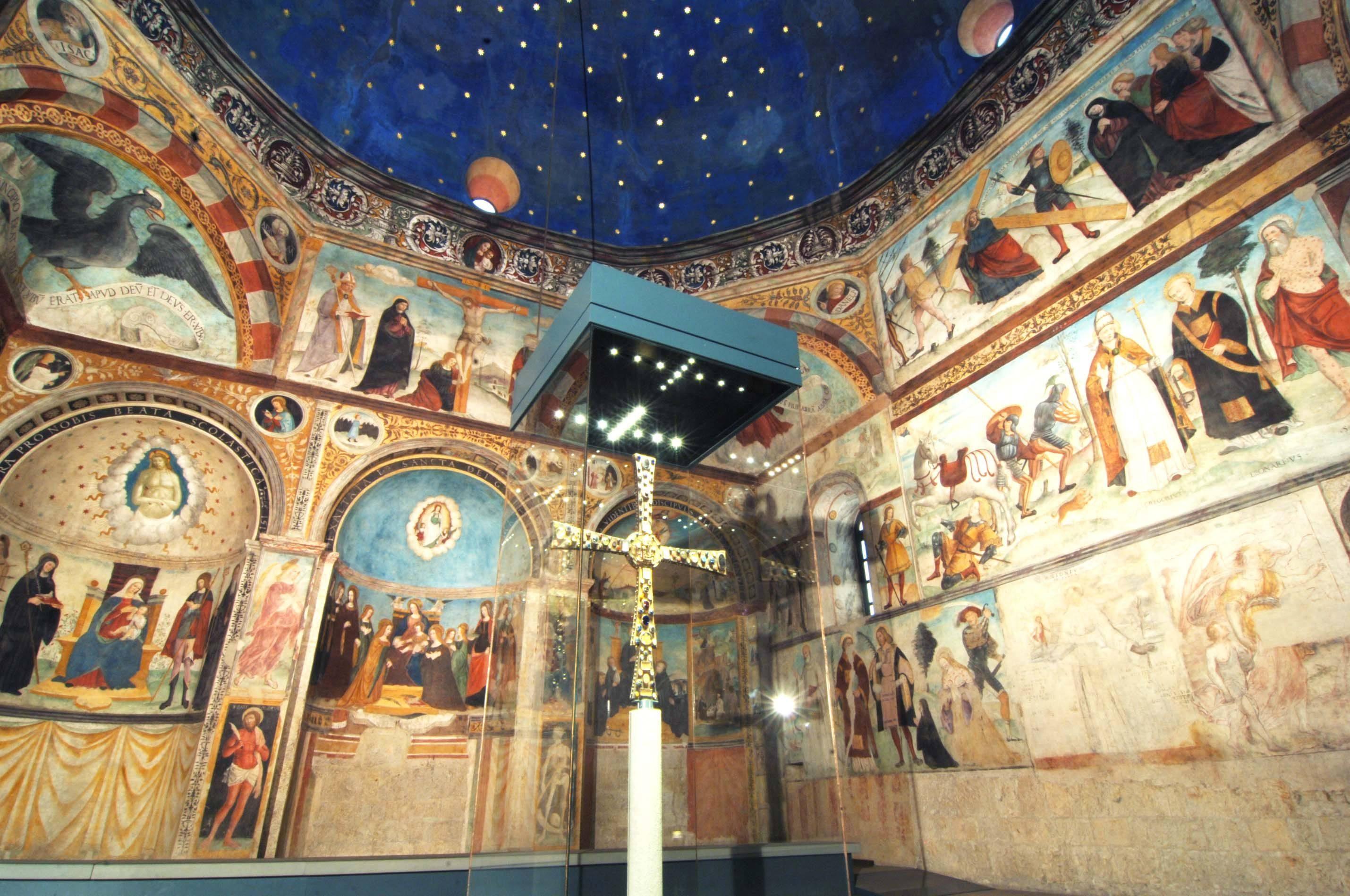 Museo Santa Giulia Brescia.La Regione Lancia L Abbonamento Musei Ingresso Anche In Santa